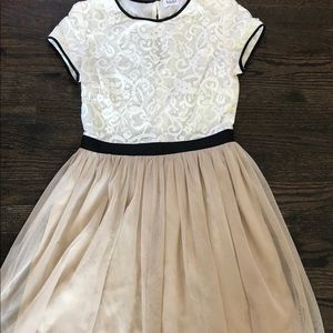 Lace and Tulle Tobi dress